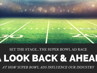 Set the Stage...The Super Bowl Ad Race