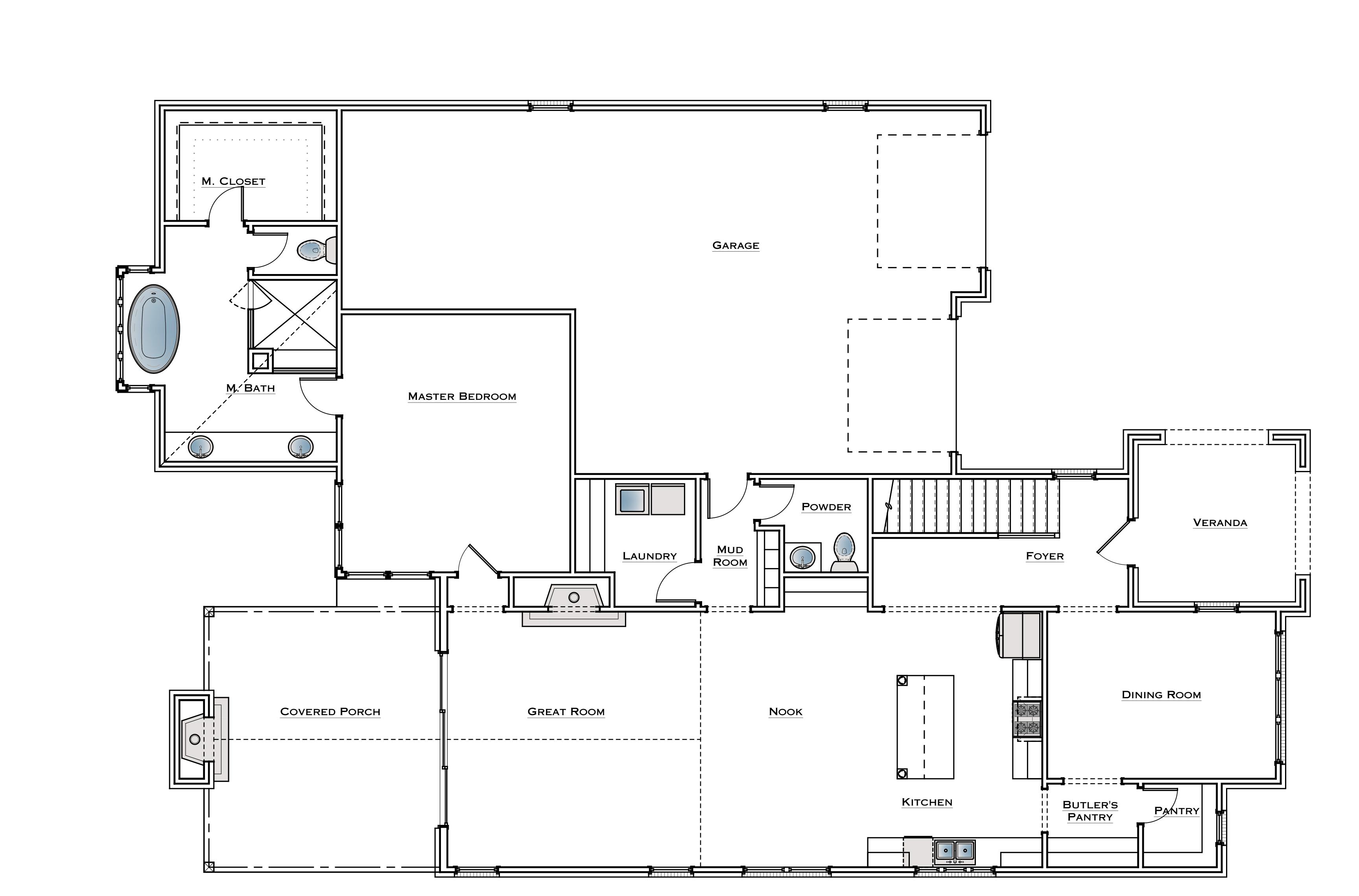 Lot 35 - Main Level