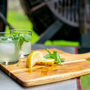 Refreshing Summer Camping Cocktail