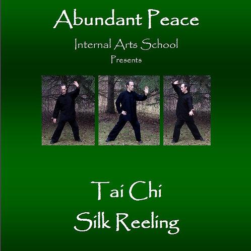 Tai Chi Silk Reeling DVD