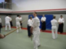 aikido classes edmonton area st. albert alberta dojo
