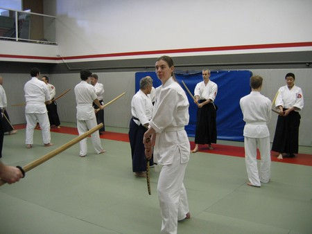 aikido classes edmonton area st. albert alberta dojo