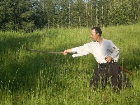 sword aikido katana samurai aikido tai chichi gong classes edmonton area st. albert martial arts alberta