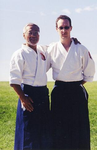 saotomi sensei aikido dojo alberta edmonton tai chi martil arts internal arts
