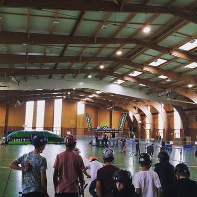 Cherbourg Freestyle indoor bmx Rlimite