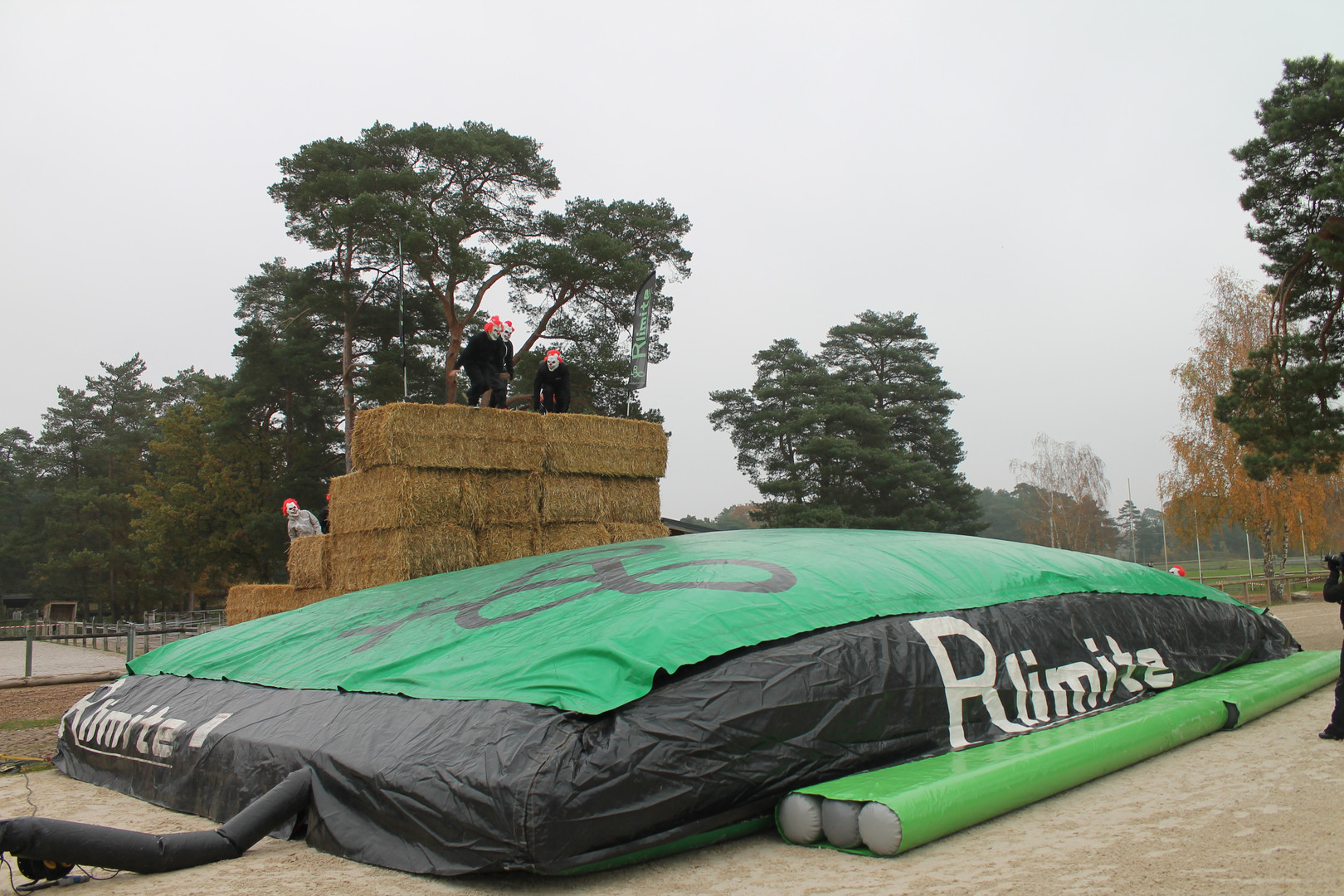 Location AIRBAG - Freestyle Fall Big Airbag Gonflable - Rlimite France