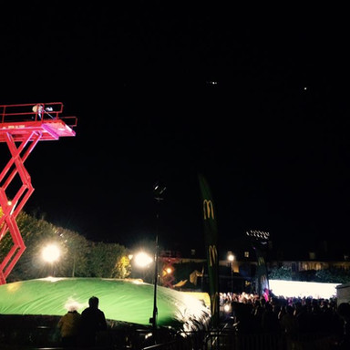 Festival Bayeux Chute libre et Freestyle AIRBAG rlimite