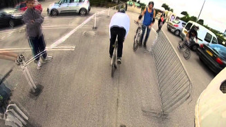 Backflib Vélo de course Rlimite AIRBAG