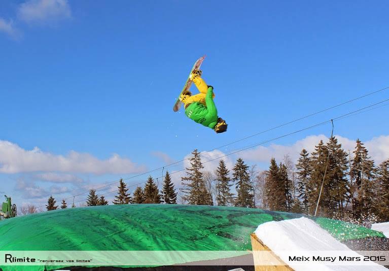 show ski freestyle
