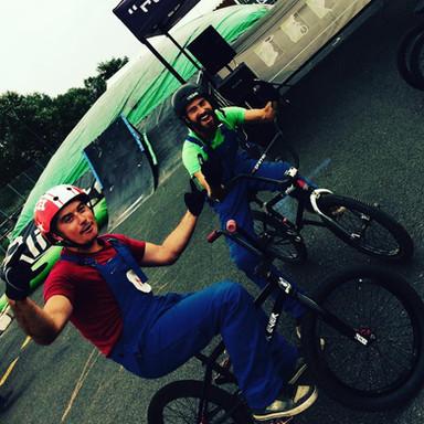 24h de mans vélo Freestyle AIRBAG rlimite