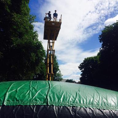 Fete de l'été Brie-sur-Marne saut AIRBAG rlimite