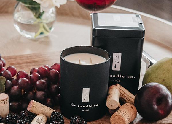 A Glass of Red - Bergamot Candle