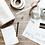 Thumbnail: Radish Watercolor Tea Towel