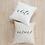 Thumbnail: He Restores My Soul Pillow