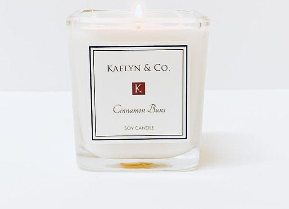 Cinnamon Buns Small Cube Candle