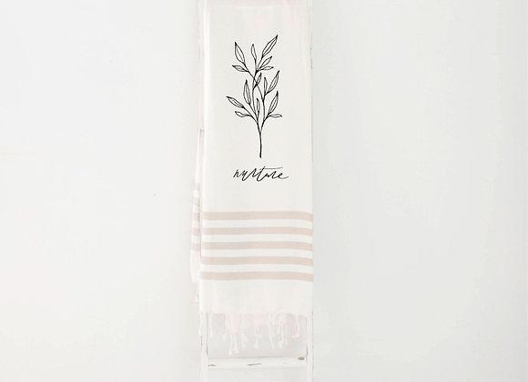 Nurture Wildflower Throw Blanket