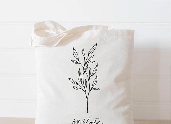 Nurture Wildflower Tote Bag