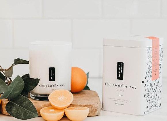Citrus Tree - Orange Citrus Candle