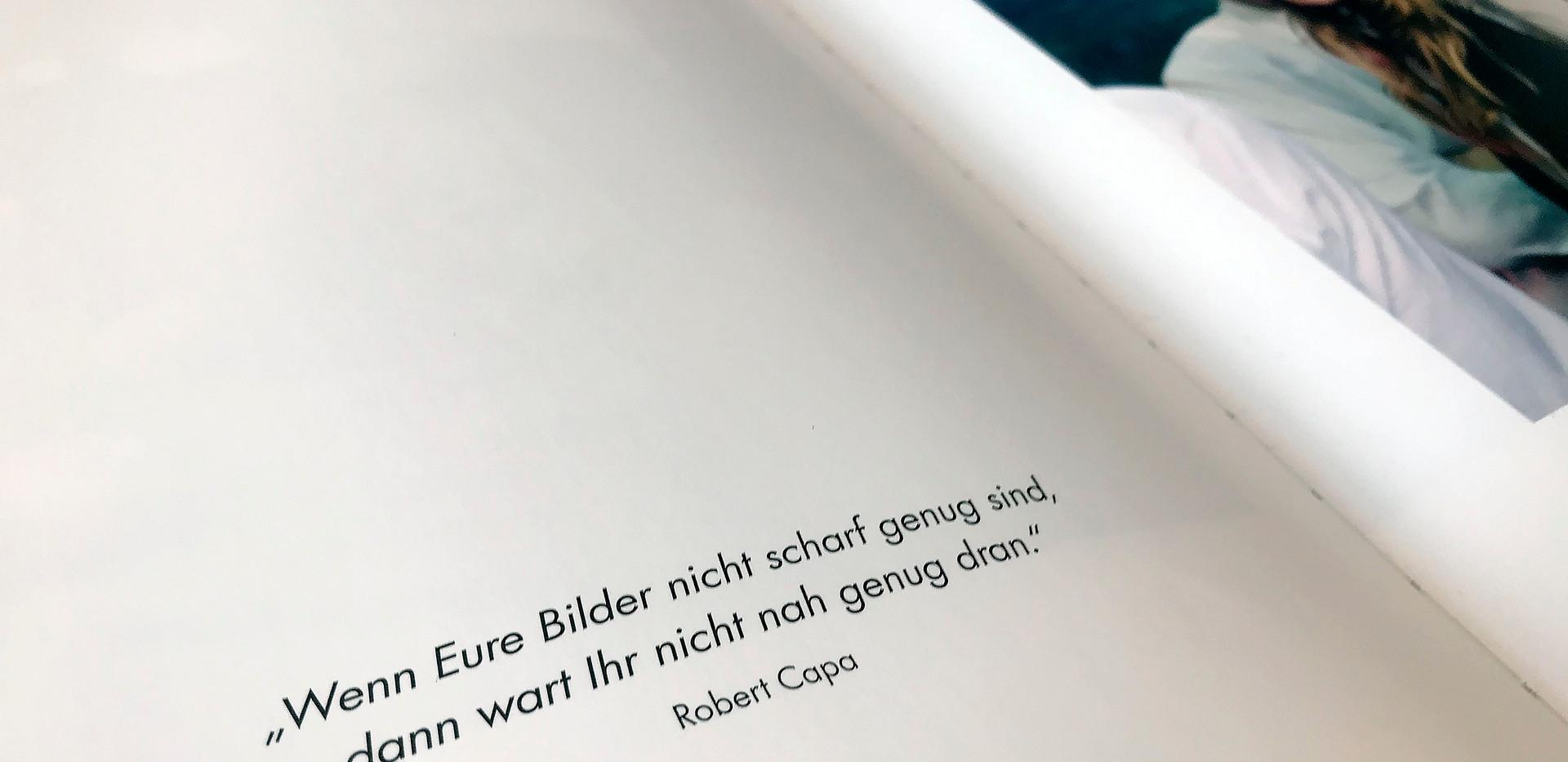Zitat Robert Capa