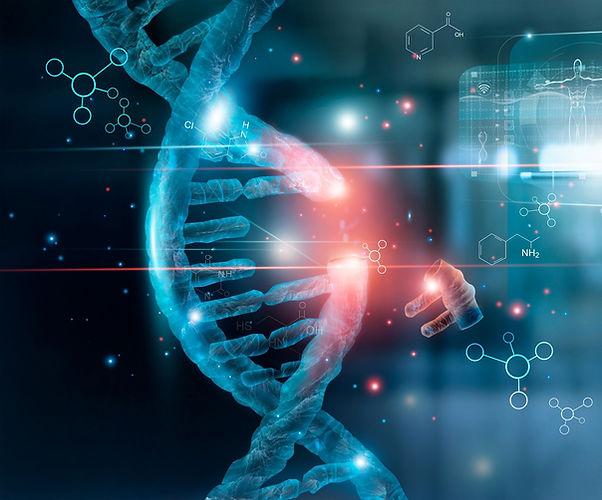 Abstract%20luminous%20DNA%20molecule.%20