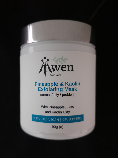 Pineapple & Kaolin Exfoliating Mask