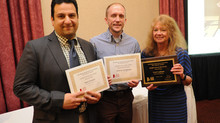 Rhode Island Press Association honors journalists for 2017 work