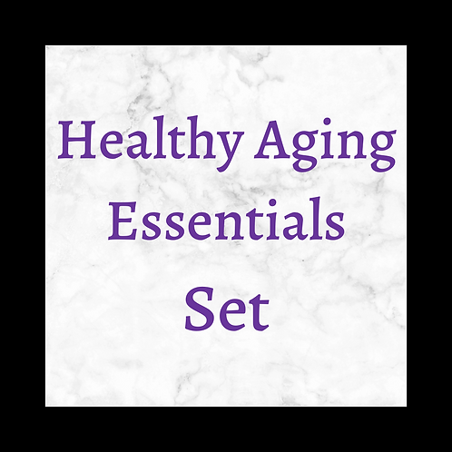 Healthy Aging Essentials Set