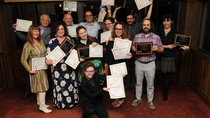 Rhode Island Press Association honors journalists for 2016 work