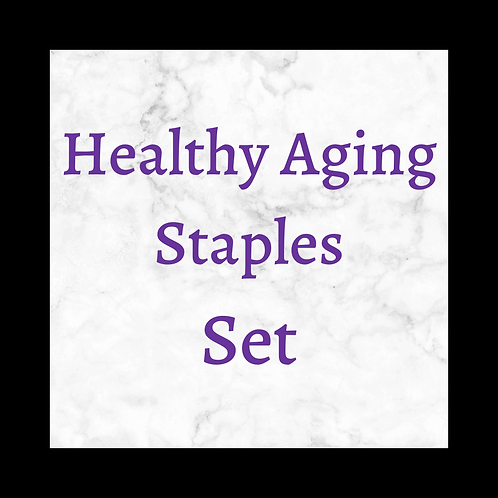Healthy Aging Staples Set
