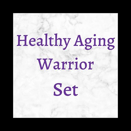 Healthy Aging Warrior Set