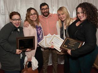 Rhode Island Press Association honors Rhode Island's best journalists