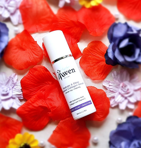 Hydrate & Glow Seaweed Collagen Serum