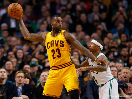 Eastern Conference Finals Preview: Boston Celtics vs Cleveland Cavaliers: A Date With LeBron James