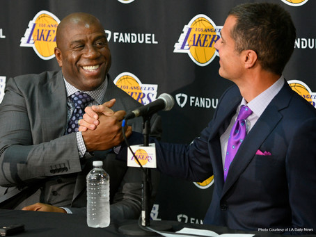 NBA Free Agency: Los Angeles Lakers Preview