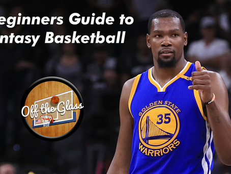 A Beginners Guide to Fantasy Basketball