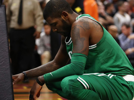 Not All Is Lost, Celtics Nation