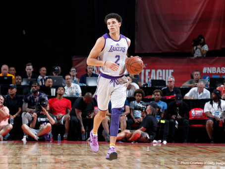 Big Baller: Lonzo Ball Electrifies
