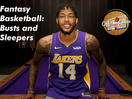 Fantasy Basketball: Busts and Sleepers