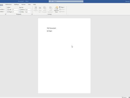 Sharp Copier Out of Paper Message Fix