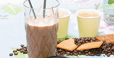 Drank iced cappuccino