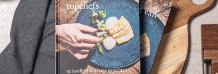 Kookboek uit de hand van topchefs