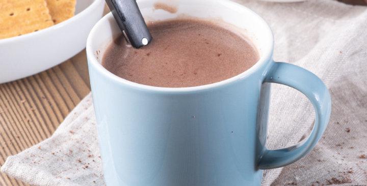 Drank warme chocolade