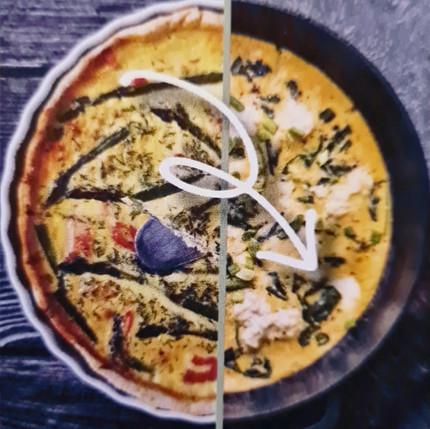Foodswaps: een koolhydraatarm alternatief!