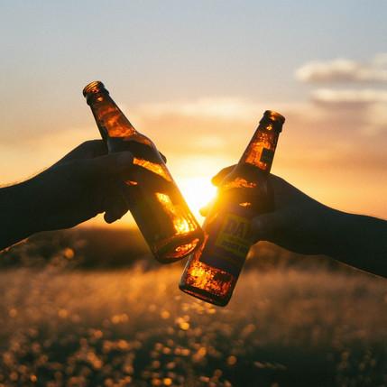 De voordelen van alcohol op gewichtsverlies