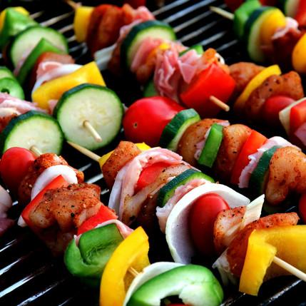 tips voor een slanke barbecue