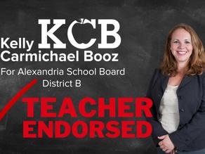 Teacher Endorsed
