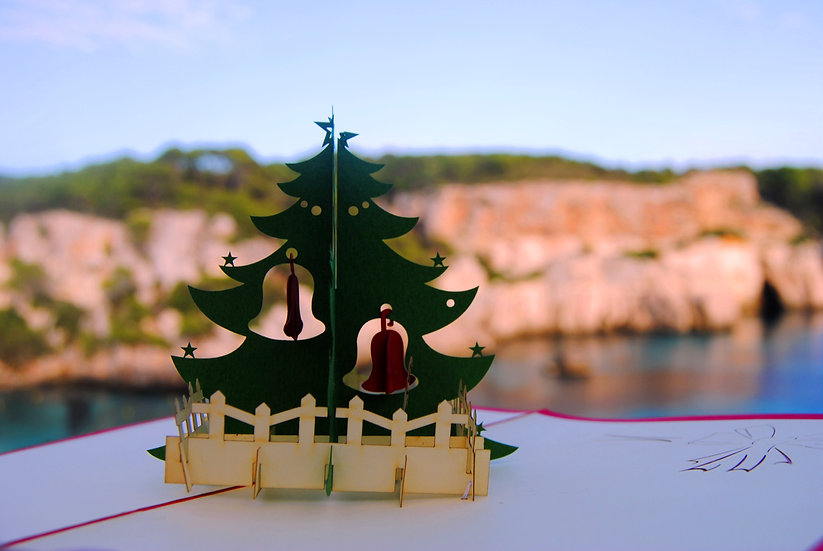 Árbol de Navidad II