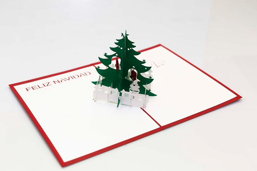 Arbol de Navidad II