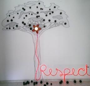 Albero del rispetto - Respect tree