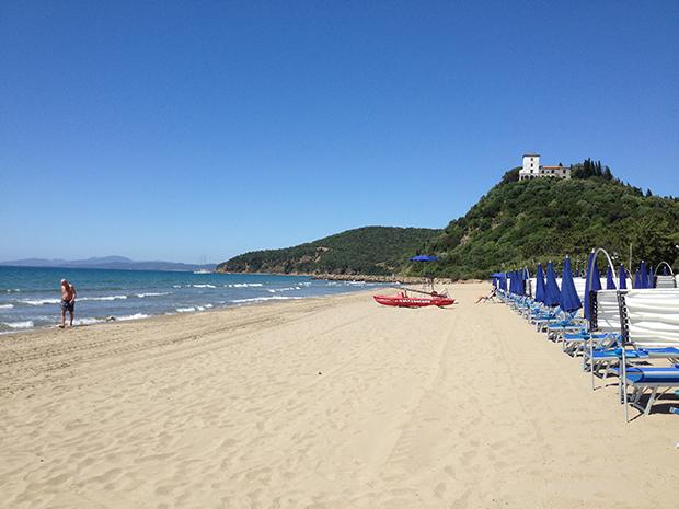 Spiagge della costa (80 KM)
